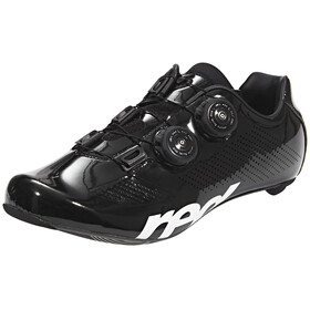 Red Cycling Products PRO Road I Carbon Racersko Svart